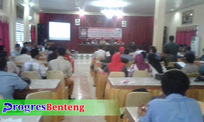 Pleno KPU Benteng