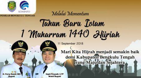 Tahun Baru Hijriah 1440