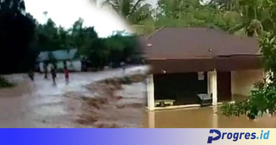 Banjir benteng