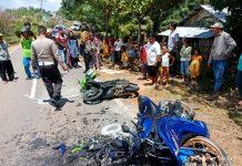 Kecelakaan di Kecamatan Pondok Kubang