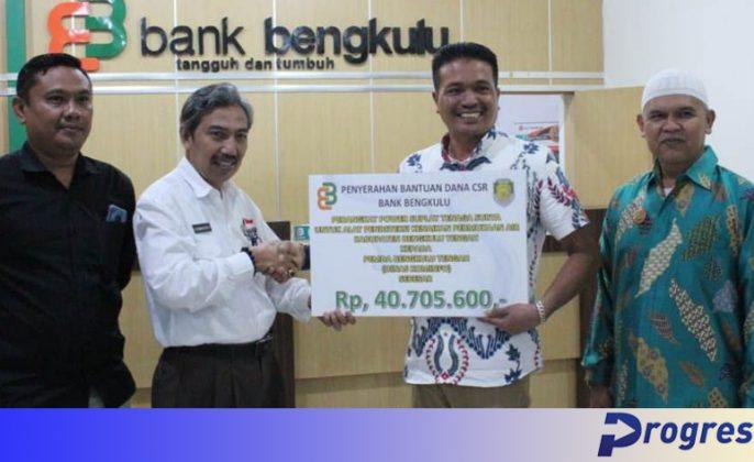 CSR bank Bengkulu